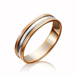 Обручальное кольцо из золота PLATINA АРТ 01-3245-1111 1