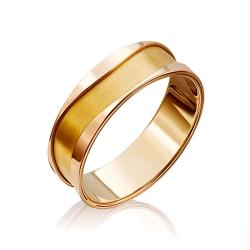 Обручальное кольцо из золота PLATINA АРТ 01-4792-1113 1