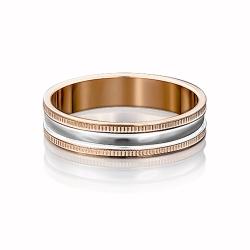 Обручальное кольцо из золота PLATINA АРТ 01-3245-1111 2