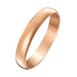 Обручальное кольцо из золота PLATINA АРТ 01-3921-1110