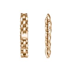 Обручальное кольцо из золота PLATINA АРТ 01-4794-1110 2