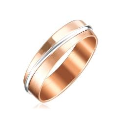 Обручальное кольцо из золота PLATINA АРТ 01-5097-1111 1