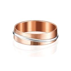 Обручальное кольцо из золота PLATINA АРТ 01-5097-1111 2
