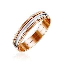 Обручальное кольцо из золота PLATINA АРТ 01-5245-1111 1