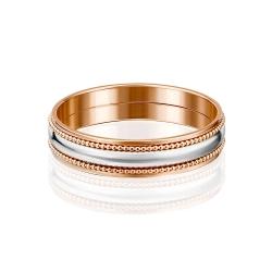 Обручальное кольцо из золота PLATINA АРТ 01-5245-1111 2