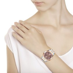 Ceas din oțel din aur SOKOLOV art 304.76.00.000.04.02.2 3
