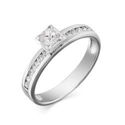 Помолвочное кольцо из золота MASTER-BRILIANT АРТ 1-107-679/1a