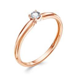 Помолвочное кольцо из золота VESNA АРТ 1036-150-00-00*44