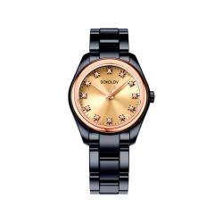 Ceas din aur din aur SOKOLOV art 140.01.72.000.03.01.2 2