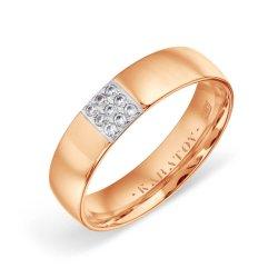 Обручальное кольцо из золота KARATOV АРТ t142013941-k*11 1