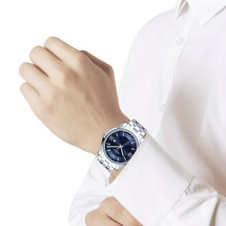 Ceas din oțel din argint SOKOLOV art 301.71.00.000.03.01.3 3