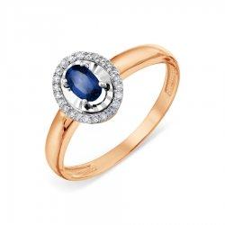 Кольцо из золота KARATOV АРТ t146618596*44-33 1