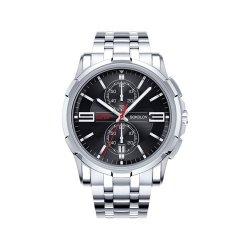 Ceas din oțel din argint SOKOLOV art 302.71.00.000.02.01.3 2