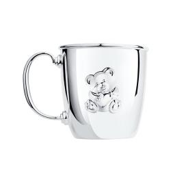 Чашка из серебра SOKOLOV АРТ 2301010033 1