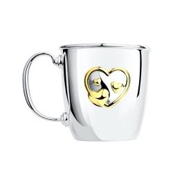 Чашка из серебра SOKOLOV АРТ 2302010031 1