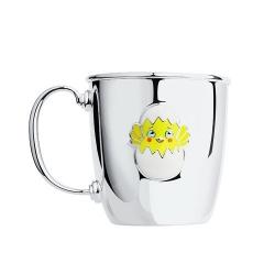 Чашка из серебра SOKOLOV АРТ 2304010032 1