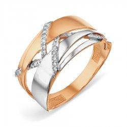 Кольцо из золота KARATOV АРТ t146018250*44 1