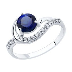 Inel din argint SOKOLOV art 94-310-00413-1