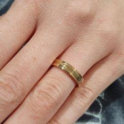 Обручальное кольцо из золота KARATOV АРТ l11504600*44 2