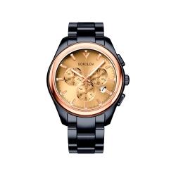 Золотые часы из золота SOKOLOV АРТ 139.01.72.000.02.01.3 2