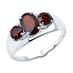 Inel din argint SOKOLOV art 94-310-00556-2
