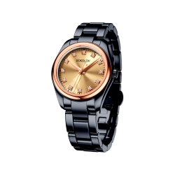 Ceas din aur din aur SOKOLOV art 140.01.72.000.03.01.2 1