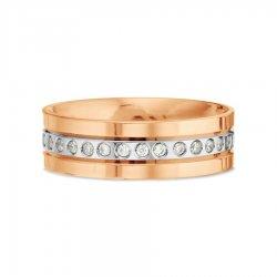 Обручальное кольцо из золота KARATOV АРТ t132019118-k*11 2