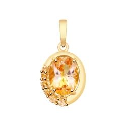 Pandantiv din aur SOKOLOV art 731865 1