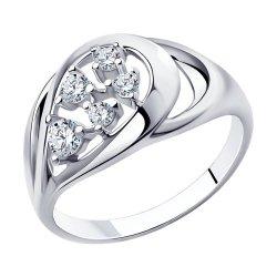 Inel din argint SOKOLOV art 94-110-00547-1 1