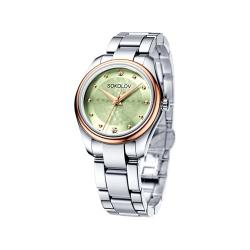 Золотые часы из золота SOKOLOV АРТ 158.01.71.000.06.01.2 1
