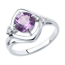Inel din argint SOKOLOV art 94-310-00603-2