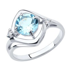 Inel din argint SOKOLOV art 94-310-00603-1