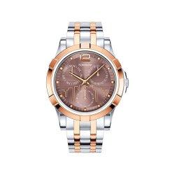 Ceas din oțel din aur SOKOLOV art 304.76.00.000.04.02.2 2