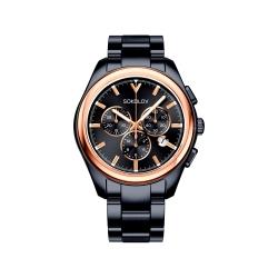 Золотые часы из золота SOKOLOV АРТ 139.01.72.000.03.01.3 2