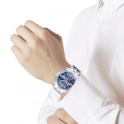Ceas din oțel din argint SOKOLOV art 302.71.00.000.01.01.3 2