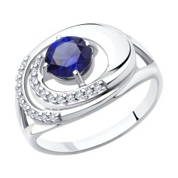 Inel din argint SOKOLOV art 94-310-00424-1