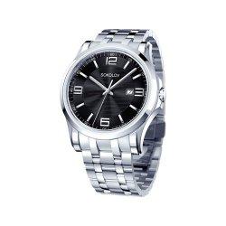 Ceas din oțel din  SOKOLOV art 301.71.00.000.02.01.3 1