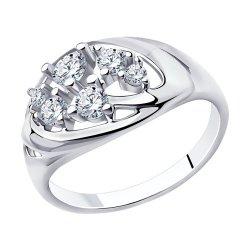 Inel din argint SOKOLOV art 94-110-00559-1 1