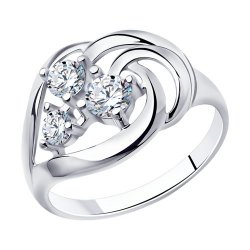 Inel din argint SOKOLOV art 94-110-00542-1 1
