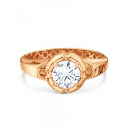 Inel din aur KARATOV art t10201a177*70 2