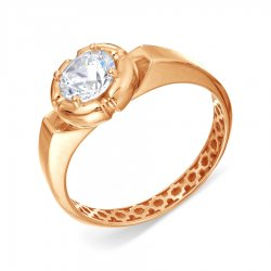 Inel din aur KARATOV art t10201a177*70 1