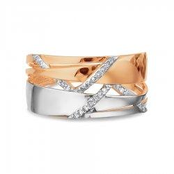 Кольцо из золота KARATOV АРТ t146018250*44 2