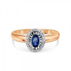 Кольцо из золота KARATOV АРТ t146618596*44-33 2