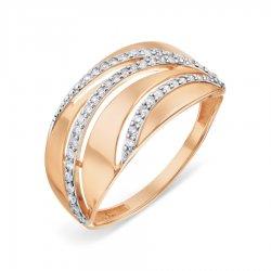 Кольцо из золота KARATOV АРТ t146018677*44 1