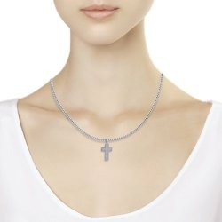 Крестик из серебра SOKOLOV АРТ 94032565 2