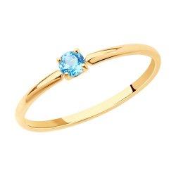 Inel din aur SOKOLOV art 716216