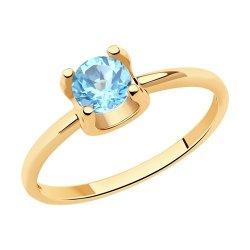 Inel din aur SOKOLOV art 716135 1