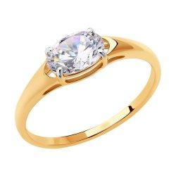 Inel din aur SOKOLOV art 51-110-00684-1