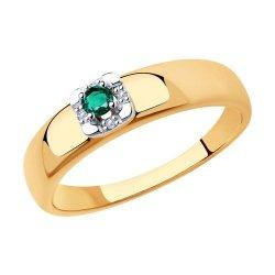 Inel din aur SOKOLOV art 3010571 1