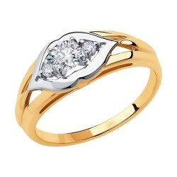 Inel din aur SOKOLOV art 51-110-00589-1 1